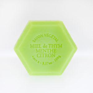 savon thym menthe citron